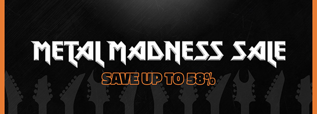 Metal Madness Sale - Prices Shredded