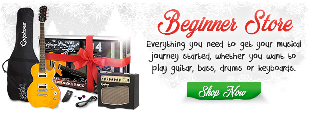 Beginner Store - Everything You Need To Get Your Musical Journey Started