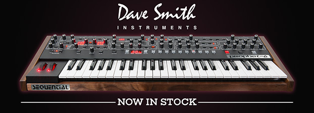 Dave Smith Instruments - Now In Stock