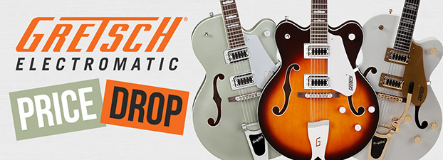 Gretsch Electromatic Price Drop