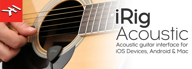 IK Multimedia iRig Acoustic