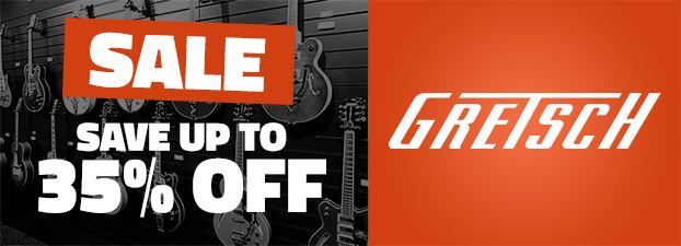 Gretsch Sale Save Up To 50%