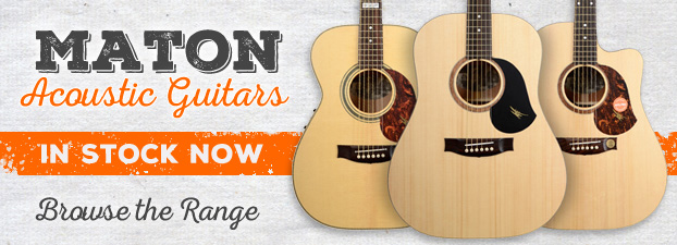 Maton Acoustic Guitars