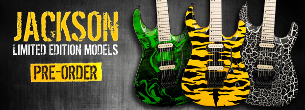 Jackson Limited Edition 2014