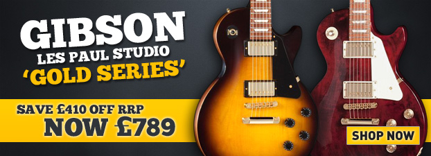 Gibson Gold Series Price Drop