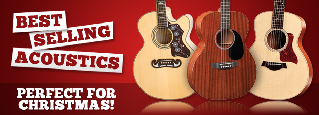 Best Selling Christmas Acoustic guitars