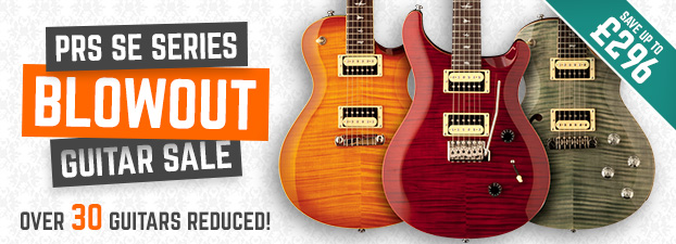 PRS SE Blowout - Save up to £296