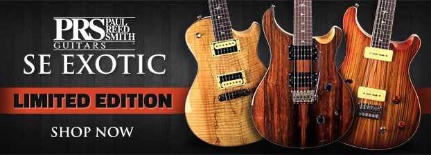 PRS SE Exotic Limited Edition