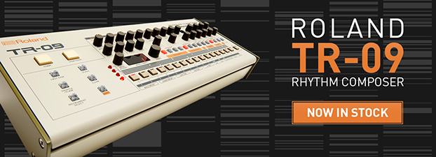 Roland TR-09 Rhythm Composer - Now In Stock