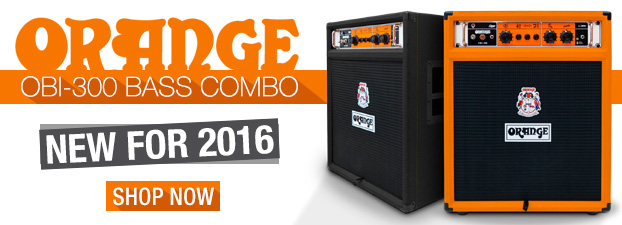 Orange OBI-300 Bass Combo