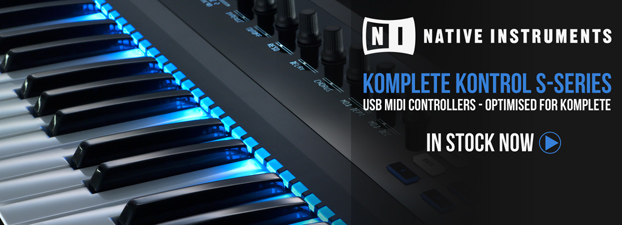 Native Instruments Kontrol S-Series