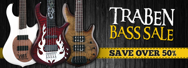 Traben Bass Sale