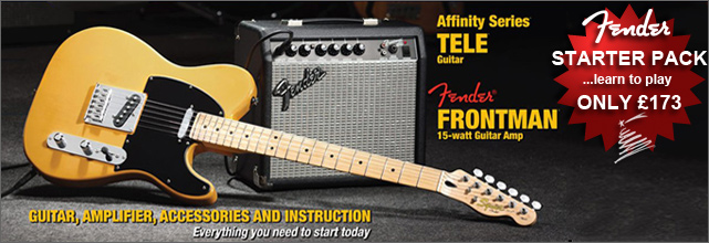 Start learning Guitar Today!