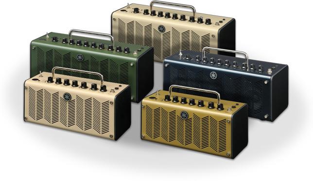 Yamaha thr competition for Yamaha thr amplifier