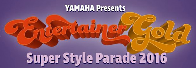 Buy a Tyros5 - Get The New Entertainer Gold Super Style Parade 2016