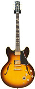 Gibson 1964 ES-345 TDC Historic Burst Gold Hardware (Pre-Owned)