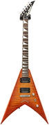 Jackson King V KVX Trans Amber (Pre-Owned)