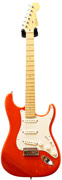 Fender  Deluxe Strat 2002 Candy Tangerine MN (Pre-Owned)