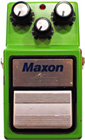 Maxon OD-9 Nine Series Overdrive (Pre-Owned)