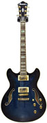 Ibanez AS-93-BLS Blue Sunburst (Pre-Owned)