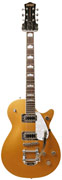 Gretsch Electromatic Pro Jet G5438T With Bigsgy Gold Sparkle (Pre-Owned)