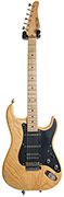 Schecter USA Custom S Natural (Pre-Owned)