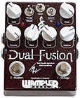 Wampler Dual Fusion Tom Quayle Overdrive (Pre-owned) #13-1686 Thumbnail