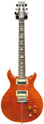 PRS Santana II Orange w/Lollar P90 Pickups #57215 (Pre-Owned)