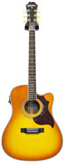 Epiphone FT-350SCE w/ mini e-tune Cherry Sunburst (Pre-Owned)