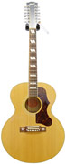 Gibson J-185 12 String Guitar Antique Natural (Pre-Owned)