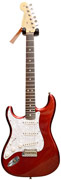 Fender American Standard Strat LH RW Candy Cola (Pre-Owned)