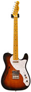 Fender American Vintage '69 Thinline Tele 2 Tone Sunburst (Pre-Owned)