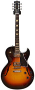 Gibson ES137C Triburst (Pre-Owned)