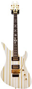 Schecter Synyster Gates Custom White Gold Hardware (Pre-Owned)