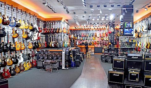 guitarguitar glasgow guitar shop. Black Bedroom Furniture Sets. Home Design Ideas