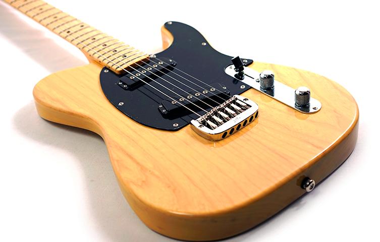 A Closer Look: G&L guitars