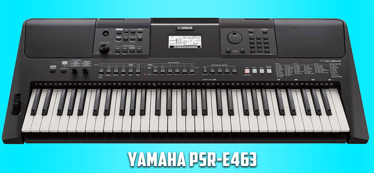 PSR-E463