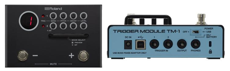Roland TM-1 Trigger Module