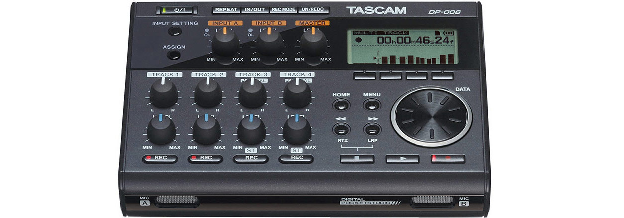 Tascam DP006