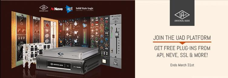 Universal Audio DSP Accelerators