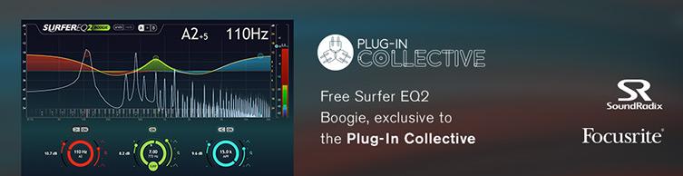 Free Download: Focusrite Plugin Collective April