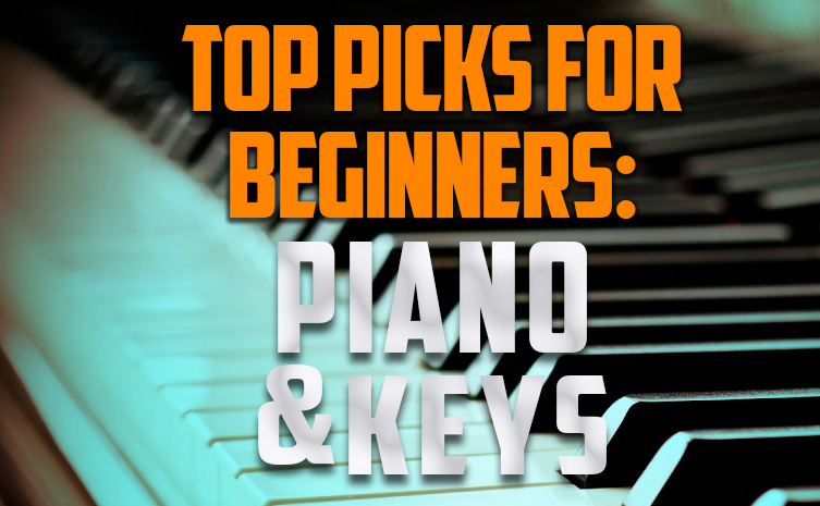 Top Picks Piano & Keys