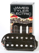Tyler Hot Retro Humbucker Black