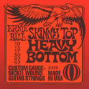 Ernie Ball 2215 Skinny Top Heavy Bottom 10-52